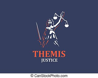 justicia, diosa, themis.