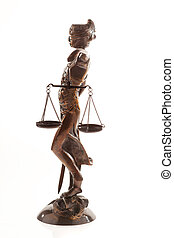 Justitia. Symbol of justice