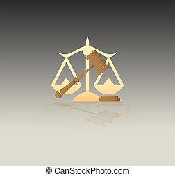 justitie, thema