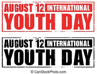 juventude, dia