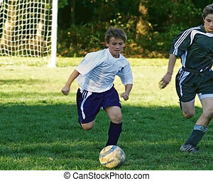 juventude, futebol, 2005-14