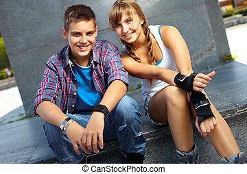 juventude, modernos