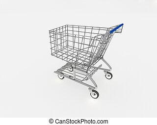 kára, 3, nakupování