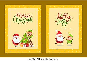 kártya, ünnep, betű, karikatúra, lélek