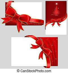 kártya, karácsony