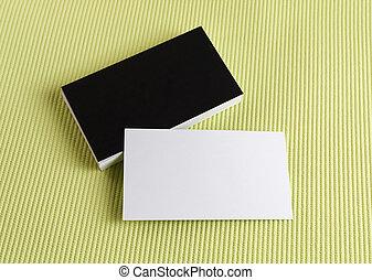 kártya, zöld háttér, ügy