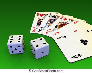 kártyajáték