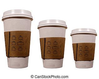kávécserje csésze