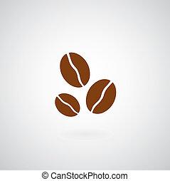 kávécserje fej, jelkép