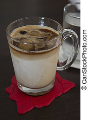 kávécserje, felfrissítő
