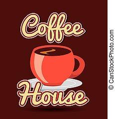kávécserje, finom, tervezés