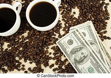 kávécserje, gazdag