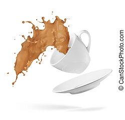 kávécserje, loccsanás