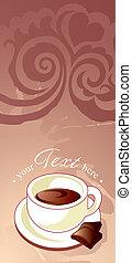 kávécserje, transzparens