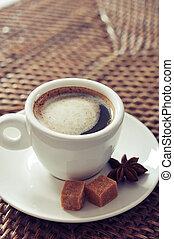 kávéscsésze
