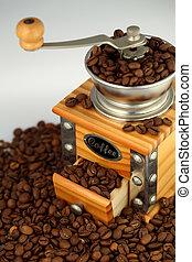 káva stolička