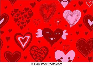 kärlek, bakgrund