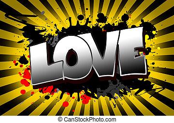 kärlek, grunge