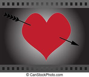 kärlek, kort