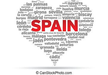 kärlek, spanien