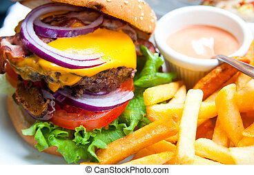 käse burger
