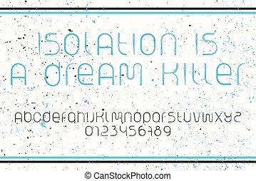 kék, álmodik