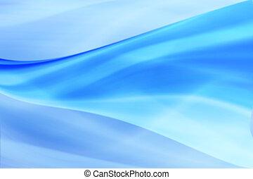 kék, elvont, 2, háttér, lenget