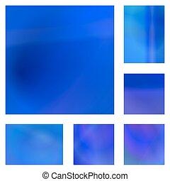 kék, elvont, háttér, tervezés, állhatatos