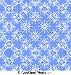 kék, floral példa, háttér