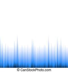 kék, gradiens, háttér