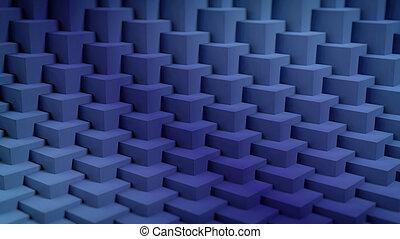 kék, kikövez, háttér, 3