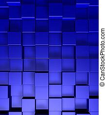 kék, kikövez, háttér