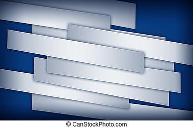kék, leszed, elvont, dolgozat, háttér, fehér, kép