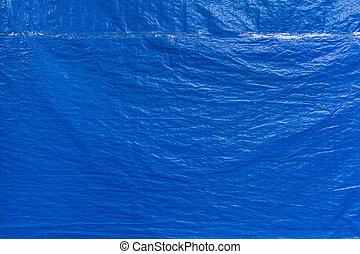 kék, motívum, fedő, struktúra, műanyag, háttér, pártfogó