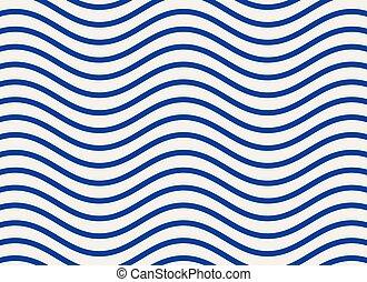kék, motívum, szinusz, háttér, lenget