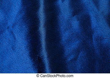 kék, ruhaanyag, háttér, szerkezet, struktúra