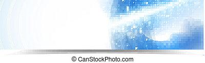 kék, transzparens