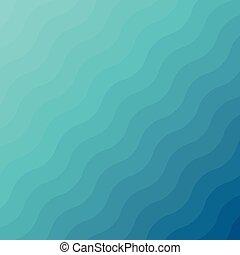 kék, víz alatti, elvont, megvonalaz, háttér, lenget, texture.