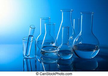 kémiai, laboratóriumi felszerelés