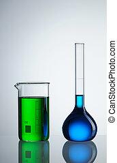 kémiai, palackok