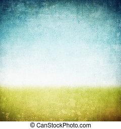 kép, vagy, grunge, szöveg, hely, háttér