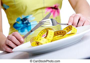 képben látható, diéta