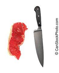 kés, faragás