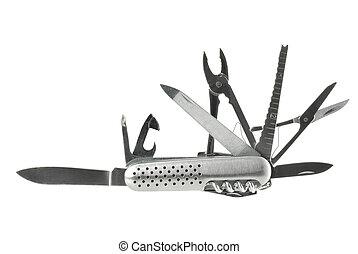 kés, multi-tool, hadsereg