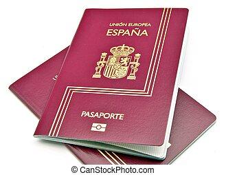 két, útlevél