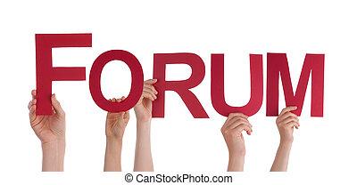kézbesít, birtok, fórum
