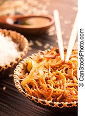 kínai ételek