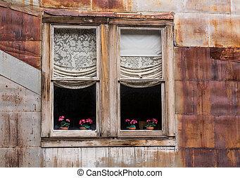 kísértet város, rétegfelhő, windows, elmo
