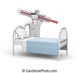 kórházba utalás