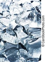 köb, jég, háttér